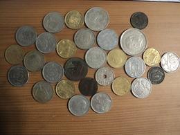 ESPAGNE. LOT DE 29 PIECES DE MONNAIE DIFFERENTES. 1870 / 1981 - Lots & Kiloware - Coins