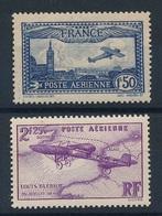 DK-307: FRANCE: Lot PA N°6**-7** - Poste Aérienne