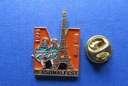 Pin's, Tour Eiffel Migros Personalfest,1993,Suisse - Städte