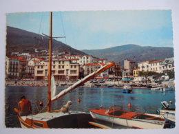 66 Cerbere Porte De France Le Port Le Front De Mer Editions S. Audumares 2690 - Cerbere