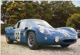 Alpine Renault A210  -  Voiture De Course Le Mans  -  CPM - Le Mans