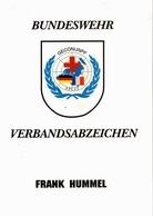 Répertoire Des Insignes De La BUNDESWEHR Frank Hummel 1996 - Livres