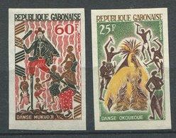 Rep. Gabon ** N° 183/184 - Danses Locales - Gabon