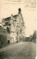 CPA -  BLOIS - FAUBOURG DE VIENNE - SAINT-SATURNIN - Blois