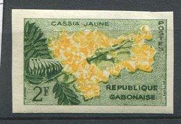 Rep. Gabon ** N° 155- Fleurs - Gabon