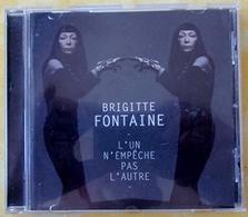 L'un N'empêche Pas L'autre CD Brigitte Fontaine 2011 - Musique & Instruments