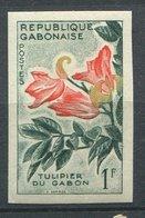 Rep. Gabon ** PA N° 154 - Fleurs - Gabon