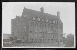 CARTE PHOTO ANGLETERRE - Crewe, Ursuline Convent - Angleterre