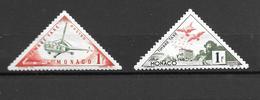 1953 - Monaco -timbre Taxe -  YT 39 A - NSG* - Neufs