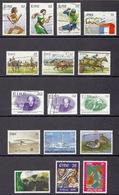 Ireland / Eire / Irish - 1996 - Different Used (Lot) - Irlanda