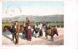 GEGEND VON SPALATO - SPLITSKA OKOLICA - POSTED TRIESTE 1902 #22608 - Kroatien