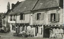 Semur En Auxois - Vieilles Maisons De XV ème Sièc. * Belle Carte Dentelée NEUVE ** Ed. Cap N° 98 - Semur