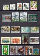 Ireland / Eire / Irish - 1997 - Different Used (Lot) - Irlanda