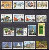 Ireland / Eire / Irish - 1998 - Different Used (Lot) - Irlanda