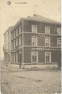 LA LOUVIERE : Hotel De La Station - Cachet De La Poste 1921 - La Louvière