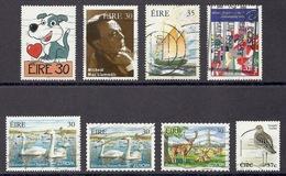 Ireland / Eire / Irish - 1999 - Different Used (Lot) - Irlanda