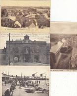 LOT N° 8 DE 100 CPA DE FRANCE UNIQUEMENT.TOUTES REGIONS.B.ETAT GENERAL.CERTAINES PEU COURANTES.A SAISIR - 100 - 499 Cartes
