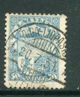 LETTONIE- Y&T N°127- Oblitéré - Lettland
