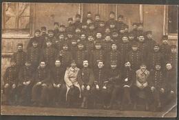 71 Chalon Sur Saône 56ème Régiment D'infanterie, Mars 1915, Personnels Restés à Chalon, Cachet De L'unité Au Verso - Chalon Sur Saone
