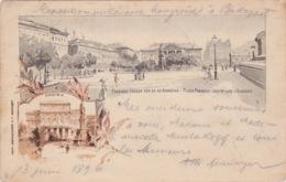 HONGRIE - BUDAPEST A VERIFIER - CIRCULEE 1896 - BEL AFFRANCHISSEMENT - Hongrie