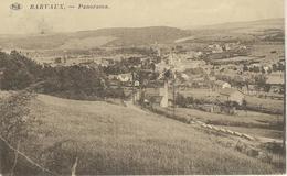BARVAUX (SUR-OURTHE) : Panorama - RARE VARIANTE - Cachet De La Poste 1929 - Durbuy