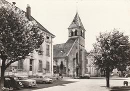 Is-sur Tille ( Place De L Hotel De Ville ) - Is Sur Tille