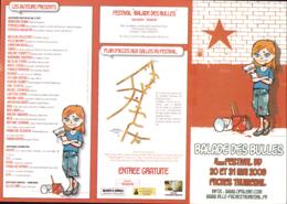 SOWA : Depliant Salon FACHES THUMESNIL 2009 - Livres, BD, Revues