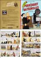 STANISLAS : Plaquette PERROQUET DES BATIGNOLES - Livres, BD, Revues