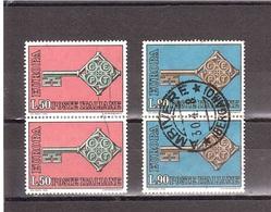 1968 EUROPA - 1961-70: Used