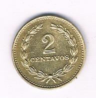 2 CENTAVOS 1974 EL SALVADOR /3339/ - Salvador
