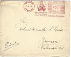 ENVELOPPE ALLEMAGNE DEUTSCHES REICH - Lettres & Documents