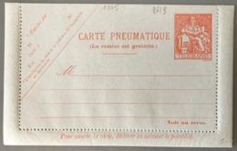 France - Entier Pneumatique (Chapelain) - N°2618 - (B2288) - Neumáticos
