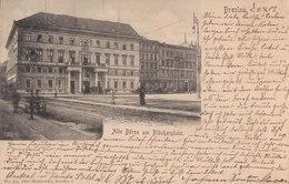Breslau, Alte Börse Am Blücherplatz, 1902. (Plac Solny, Wroclaw). - Pologne