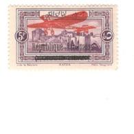 LEBANON(GREAT)1927: Yvert P23mh* - Great Lebanon (1924-1945)