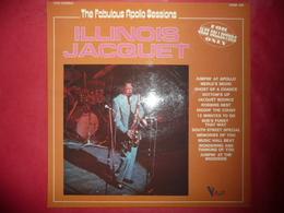 LP 33 N°3774 - ILLINOIS JACQUET - CLDAP. 858 - DISQUE EPAIS - Jazz