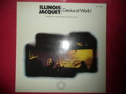 LP 33 N°3775 - ILLINOIS JACQUET - BL 278.082 - DISQUE EPAIS - Jazz