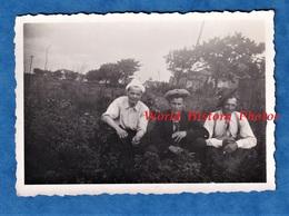 Photo Ancienne Snapshot - SALLAUMINES Ou Env - Portrait De Garçon / Ami - Communauté Polonaise Polska Chapeau Costume - Sin Clasificación