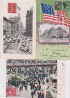 AMERIQUE - Lot De 57 Cartes Postales Anciennes - Cartes Postales