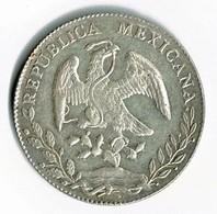 MEXIQUE / 8 REALES / 1894 / ATELIER De MEXICO / ETAT SUP - Mexico
