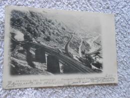 Cpa Ak SWITZERLAND - SUISSE - SCHWEIZ  Gotthard - Otros