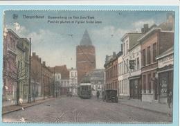 Borgerhout : Steenenbrug En Sint Jans'Kerk - Tram - Otros