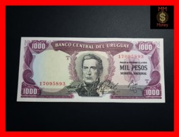 URUGUAY 1.000 1000 Pesos 1967  P. 49 A  AU - Uruguay