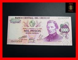 URUGUAY 1.000 1000 Pesos  1974  P. 52   UNC - Uruguay