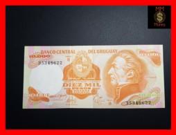 URUGUAY 10.000 10000 Pesos  1974  P. 53 B Serie B  UNC - Uruguay