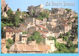 Les Baux De Provence (Bouches Du Rhône)-Belle Vue Sur Le Village - Les-Baux-de-Provence