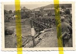 08 ARDENNES NOUZONVILLE Canton CHARLEVILLE OCCUPATION ALLEMANDE PHOTO ALLEMANDE MILITARIA 1939/1945 WK2 WW2 - France