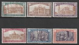 ITALIE - N°163/8 * (1924) L'Année Sainte 1925 - Mint/hinged