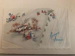 Mignonnette Bonne Année - Nouvel An