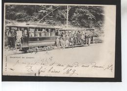 LONGWY - Tramways - Longwy