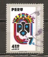 Perú  Nº Yvert  Aéreo 310 (usado) (o) - Pérou